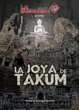 Reservar Escape Room en Sevilla - La Joya de Takum