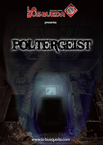 Reservar Escape Room en Sevilla - Poltergeist