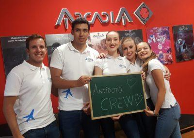 Antídoto Crew