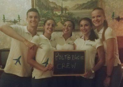 Poltergeist Crew