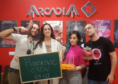 PAINOKOVIC CREW