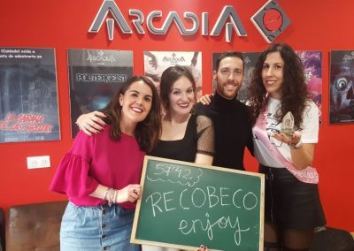 RECOBECO enjoy