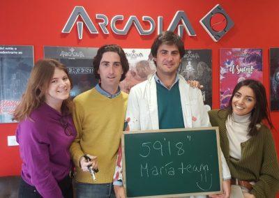 María team