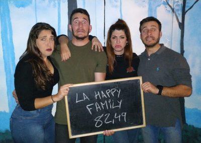 LA HAPPY FAMILY
