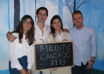 MALDITO CANDADO