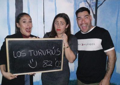 LOS TURURÚS