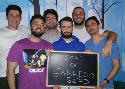 SONS OF GARRIDO