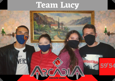 Team Lucy